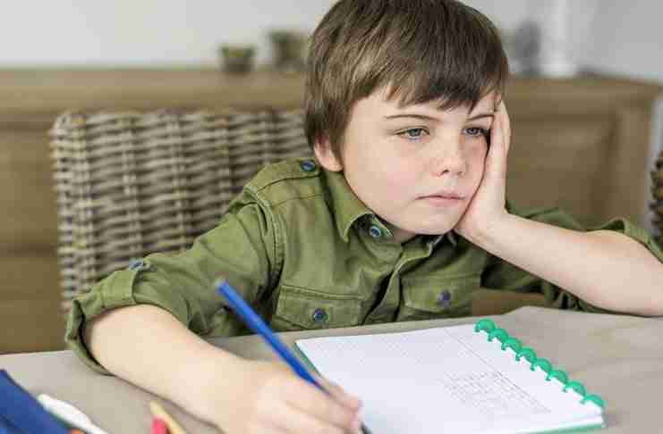 Τα παιδιά δεν πρέπει να είναι άριστα στο σχολείο. Πρέπει να είναι ευτυχισμένα!