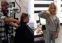 Ένας 9χρονος ξανθός άγγελος από τη Σύρο μάκρυνε τα μαλλιά του για να τα χαρίσει σε καρκινοπαθή παιδάκια
