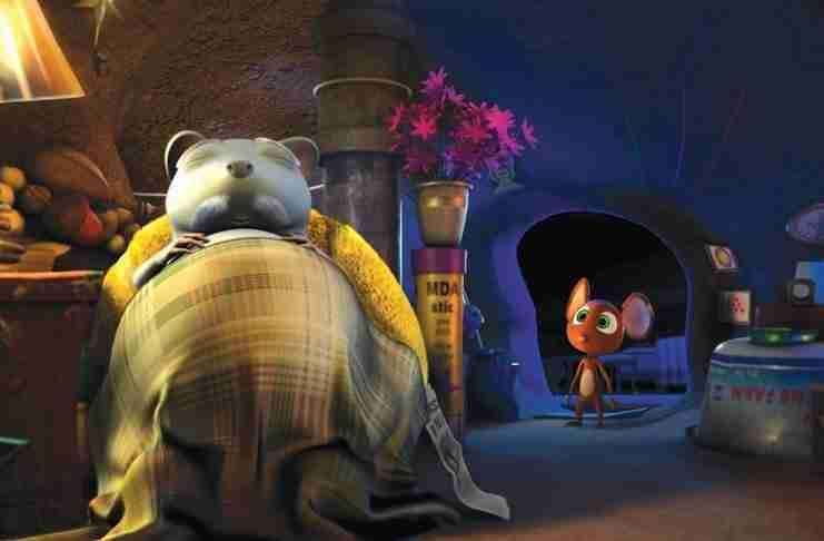 """""""Το ποντικάκι που ήθελε να αγγίξει ένα αστεράκι"""": Το υπέροχο παραμύθι του Ευγένιου Τριβιζά που θα σας φέρει πιο κοντά στη μαγεία των Χριστουγέννων"""