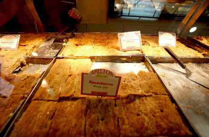 Άριστον: Η τυρόπιτα που μεγάλωσε πολλές γενιές Αθηναίων