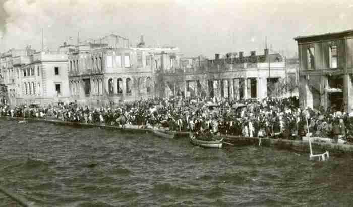 Ο Σίντλερ της Σμύρνης. Ο Αμερικανός που έσωσε τις ζωές 350.000 Ελλήνων στη Μικρασιατική Καταστροφή.