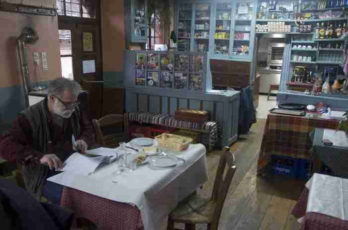 Από την Ήπειρο μέχρι την Κρήτη.. Αυτά είναι τα 20 ωραιότερα καφενεία της Ελλάδας