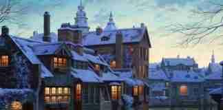 Ταξίδι στο όνειρο: Δεν είναι πόλη του Μεσαίωνα. Είναι ο ωραιότερος χριστουγεννιάτικος προορισμός για το 2016!
