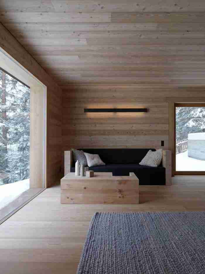 Η μαγεία του ξύλου.. 20 φανταστικά ξύλινα εσωτερικά σπιτιών που εντυπωσιάζουν για την ομορφιά τους
