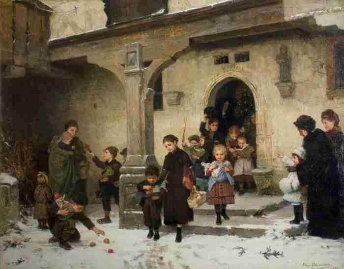 Οι 20 διάσημοι πίνακες των Χριστουγέννων. Ανάμεσά τους και ένας Ελληνικός