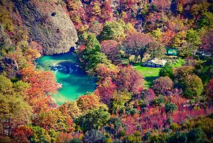 Δύσκολο να το πιστέψεις αλλά αυτό το υπέροχο τοπίο βρίσκεται στην Ελλάδα!