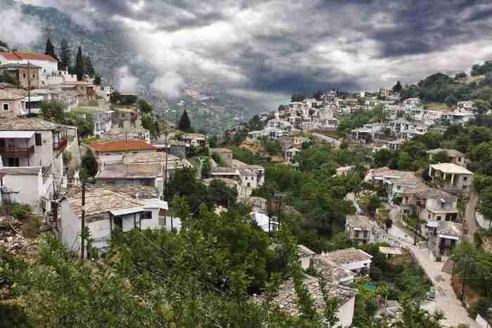 Τα 10 ωραιότερα ορεινά χωριά της Πελοποννήσου!