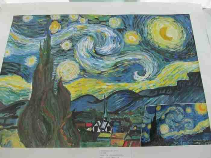 Ζήτησαν από μαθητές δημοτικού να ζωγραφίσουν κλασικά έργα τέχνης. Αυτά είναι τα απίθανα αποτελέσματα
