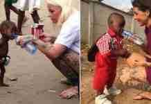 Πρώτη μέρα στο σχολείο για το αγοράκι που το εγκατέλειψαν επειδή ήταν «μάγος»