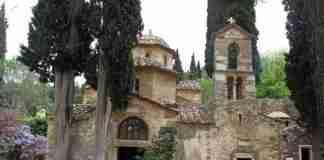 Μονή Καισαριανής: Το μοναστήρι που «βάπτισε» μια ολόκληρη συνοικία