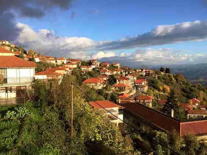 Πέντε υπέροχα χωριά του Ταΰγετου που αξίζει να επισκεφτείτε!