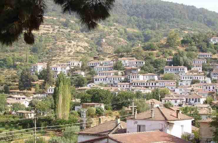 Κιρκιντζές: Το ελληνικό χωριό στην Τουρκία που γυρίστηκε το «Ματωμένα Χώματα»