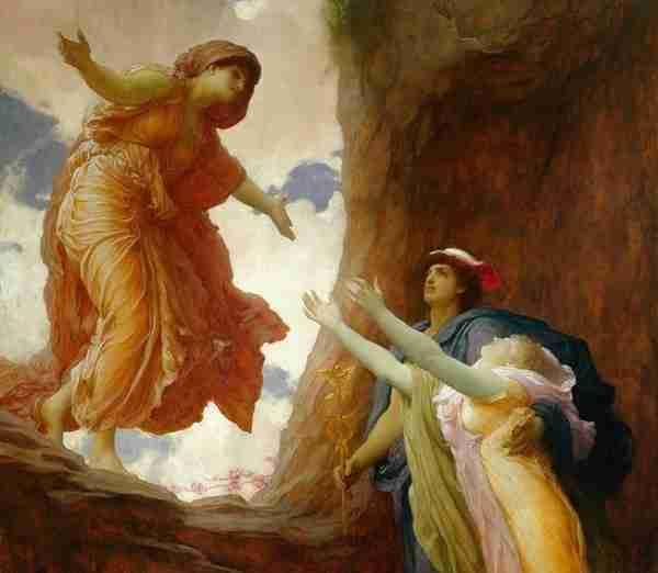 Η Άνοιξη στην Αρχαία Ελλάδα και ο μύθος της Περσεφόνης