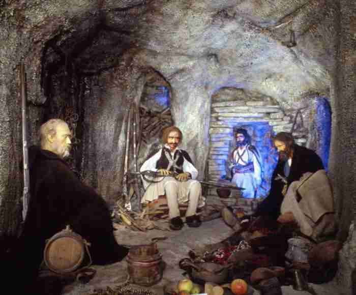 """Το """"Μαντάμ Τισό"""" της Ελλάδας: Ακόµα και αν δεν σας αρέσουν τα μουσεία, αυτό θα σας κάνει να αλλάξετε γνώµη!"""