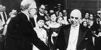 """""""Ανήκω σε μια χώρα μικρή"""": Τα λόγια του Σεφέρη κατά την απονομή του βραβείου Νομπέλ παραμένουν διαχρονικά μέχρι σήμερα"""