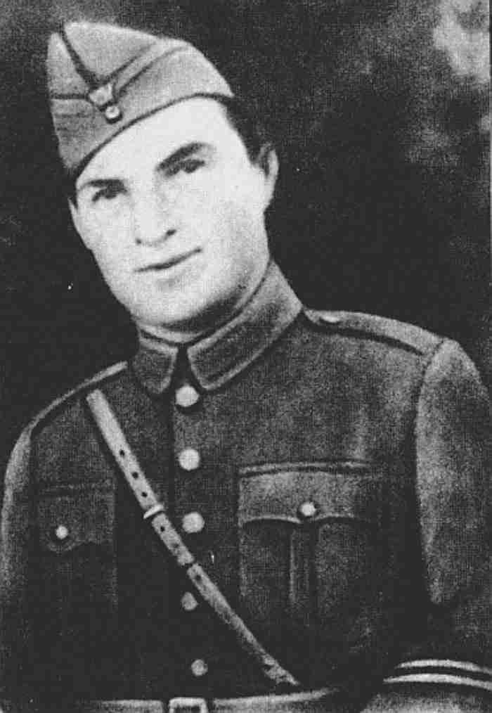 Δημήτρης Ίτσιος: Ο Έλληνας λοχίας που θα πρέπει όλοι να γνωρίζουν