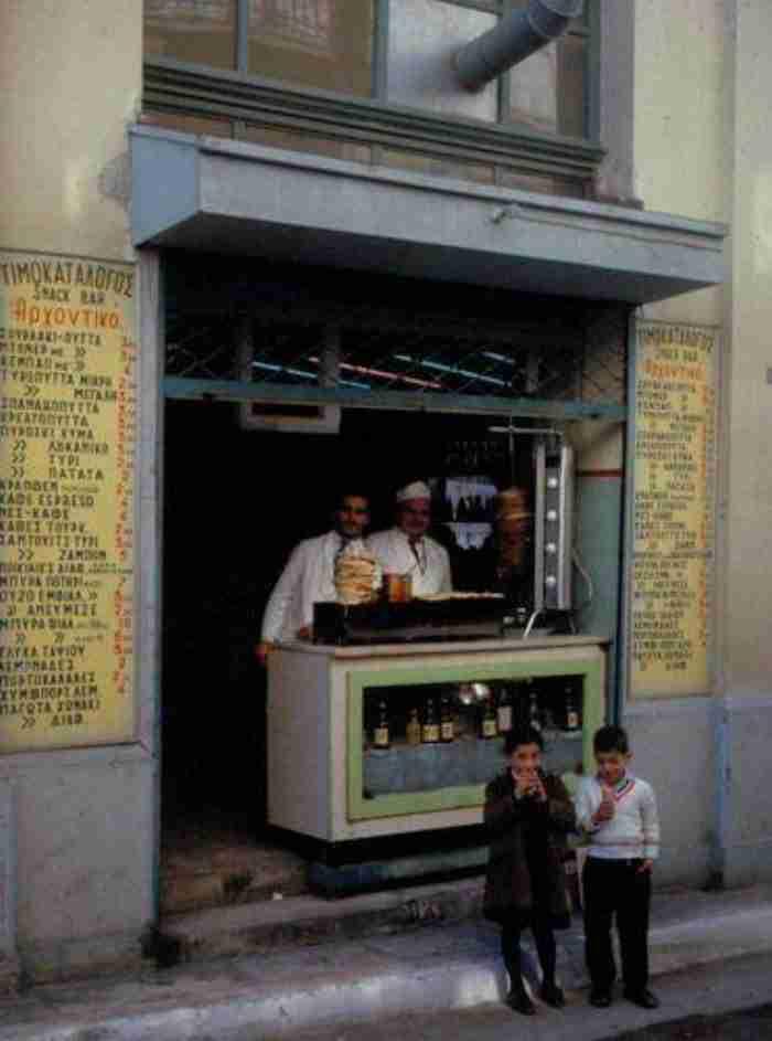 31 εξαιρετικά σπάνιες και νοσταλγικές φωτογραφίες από την Ελλάδα του χτες