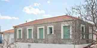 Η εντυπωσιακή μεταμόρφωση ενός παλιού αγροτόσπιτου στην Πελοπόννησο σε ένα υπέροχο σπίτι