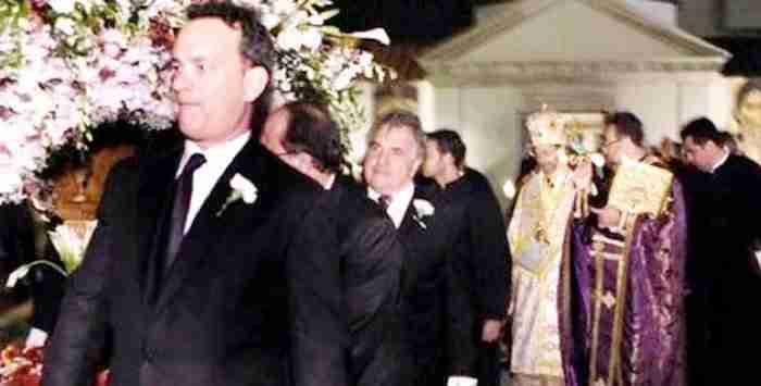 Ρίτα Γουίλσον: Η συγκινητική ωδή της συζύγου του Τομ Χανκς στο ελληνικό Πάσχα