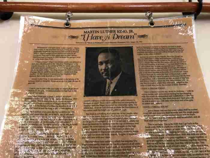Μάρτιν Λούθερ Κινγκ: Ταξίδι στη γειτονιά που μεγάλωσε ο Νομπελίστας ηγέτης