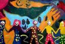 Καθρέφτης της ψυχής οι ζωγραφιές των παιδιών. Λένε πολλά, αρκεί να ξέρει κάποιος να τις... ακούσει!