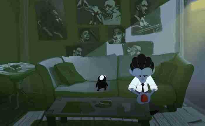 Αντί να πέσεις, πέταξε. To πολυβραβευμένο βίντεο για τον πόνο της κατάθλιψης, τον έρωτα και τη δύναμη της μουσικής