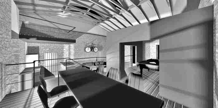 Η υπέροχη μεταμόρφωση ενός νεοκλασικού κτιρίου στην καρδιά των Εξαρχείων