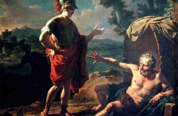 Οι σπαρταριστές ατάκες του Διογένη του Κυνικού, του πρώτου αναρχικού της καταγεγραμμένης ιστορίας