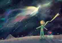 Μικρός Πρίγκιπας: «Μόνο με την καρδιά βλέπεις καλά. Την ουσία δεν τη βλέπουν τα μάτια»