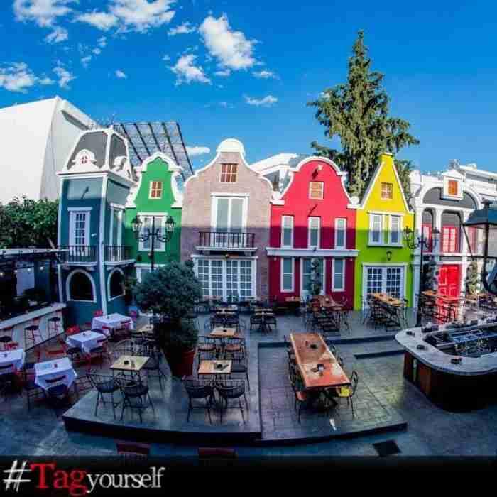 Μια ολόκληρη ολλανδική γειτονιά στο Χαϊδάρι - Αρχιτεκτονική και αέρας από τις Κάτω Χώρες