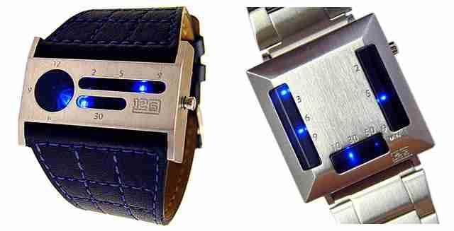 Απίθανα Ιαπωνικά ρολόγια