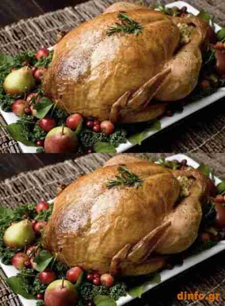 Το Χριστουγεννιάτικο γεύμα της πιο χοντρής γυναίκας