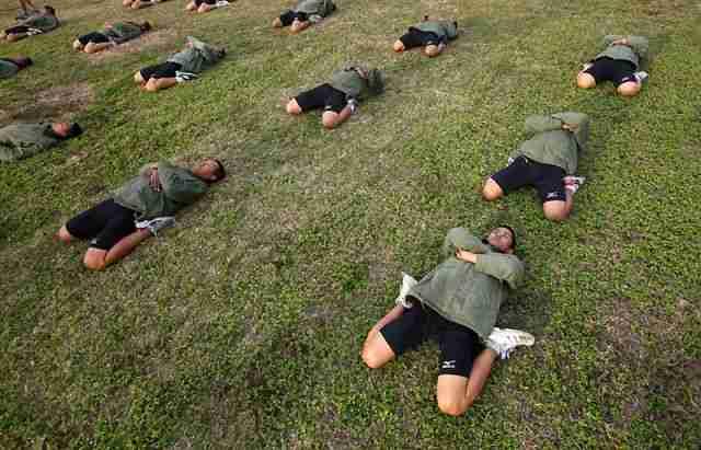 Ειδικές δυνάμεις στρατού στην Ταϊβάν