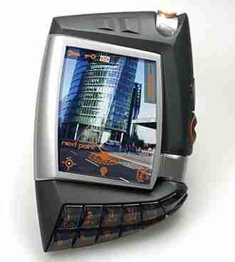 BenQ-Siemens concept phone