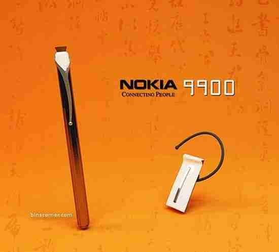 NOKIA 9900