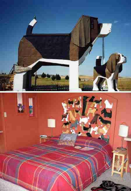 Τα 10 πιο παράξενα ξενοδοχεία στον κόσμο