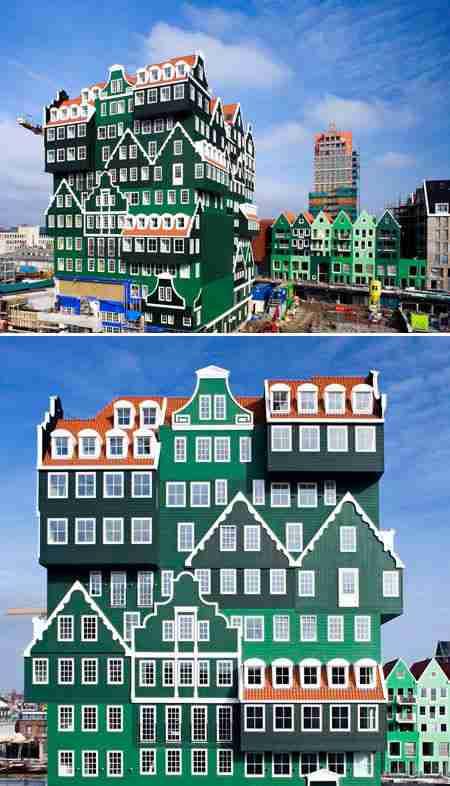 Τα πιο παράξενα ξενοδοχεία στον κόσμο