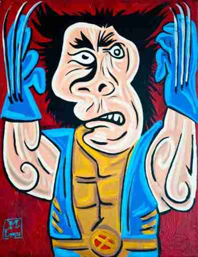 wolverine-picasso-drawing