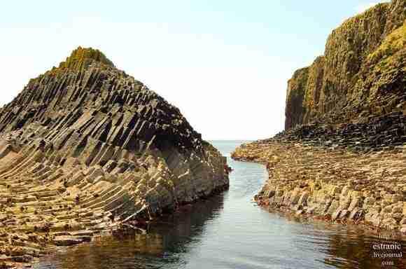Staffa: Το νησί με τις κολώνες