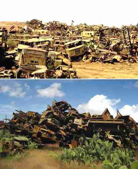 Νεκροταφείο Πολέμου στην Ερυθραία