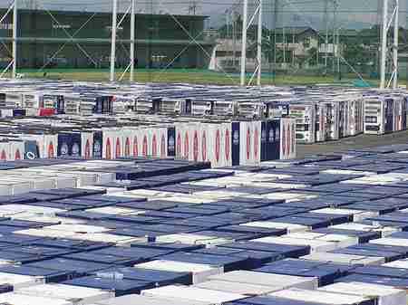 Νεκροταφείο μηχανημάτων αυτόματης πώλησης - Ιαπωνία