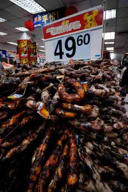 Κρέας άγνωστης προέλευσης