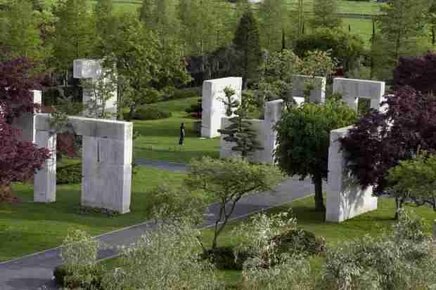 Το μουσείο του δέντρου στη Ζυρίχη