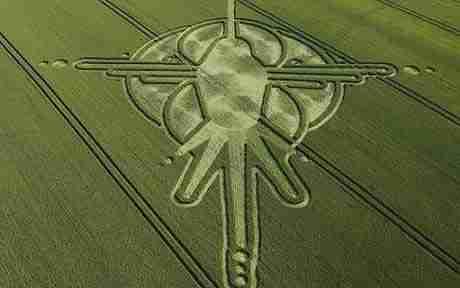 Αγρογλυφικά (Crop Circles)