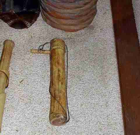 Το μουσείο των Νίντζα