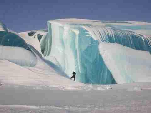 Παγωμένα κύματα