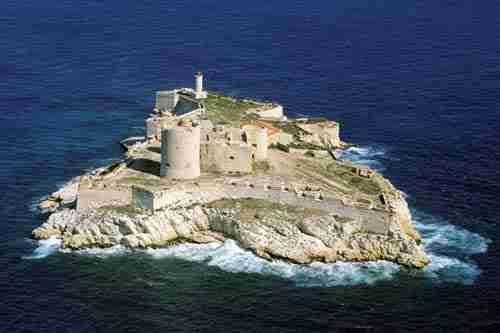 Chateau d'If Prison, Γαλλία