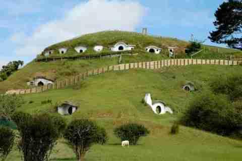 Το χωριό των Χόμπιτ το θυμάστε;