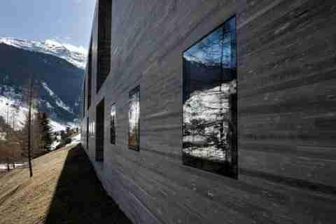 Επίσκεψη στα Ελβετικά Λουτρά