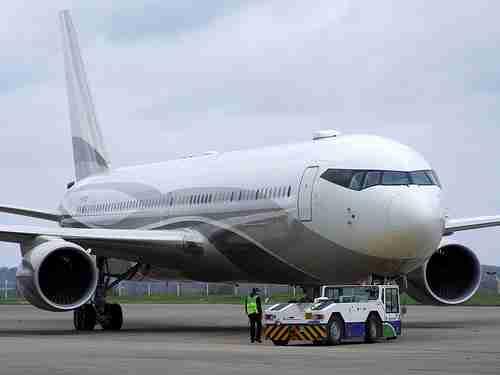 Roman Abramovich - Boeing 767-33A